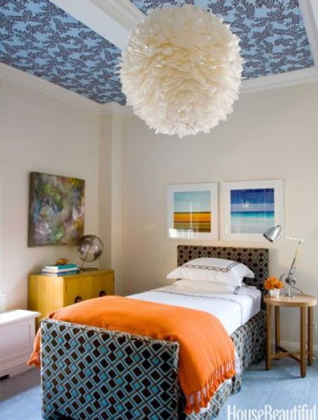 Kids room by Philip Gorrivan via Elle Decor
