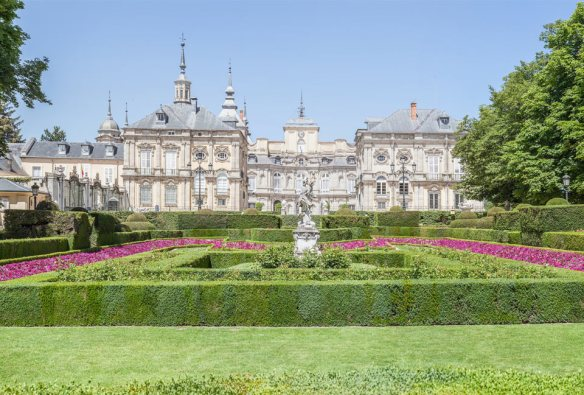 Spains Royal Palace via Tory Daily