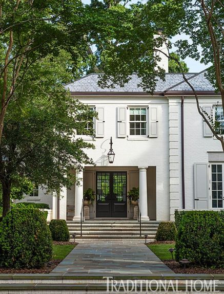 Home designed by Lisa Hilderbrand and McAlpine Tankersley in Charleston