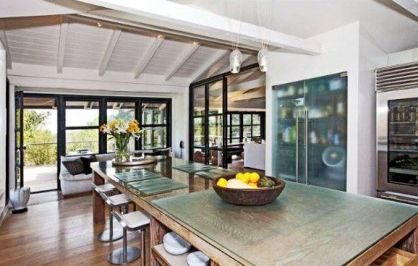 Liam Hemsworth home via Domaine Home