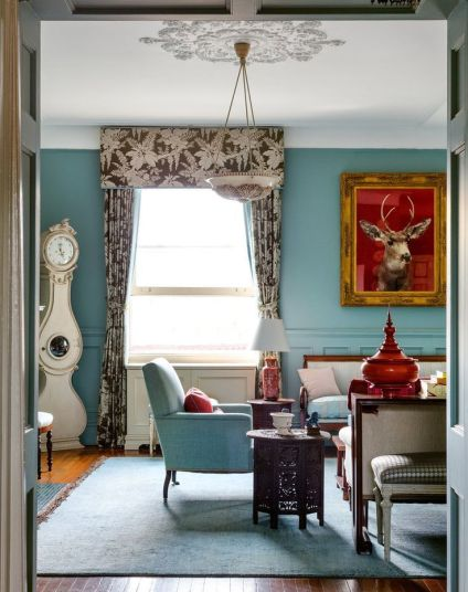 Living room by Shelia Bridges