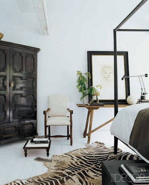 Darryl Carter Virgiinia Farmhouse via Elle Decor 10