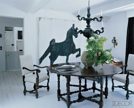 Darryl Carter Virgiinia Farmhouse via Elle Decor 2