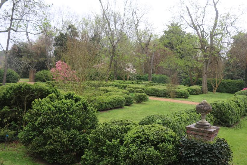 Virginia Garden Week: James River | The Potted Boxwood