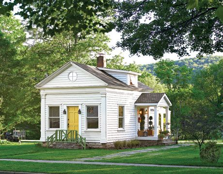 Ols School House via Country Living