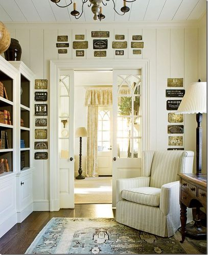Pocket Doors_The Potted Boxwood