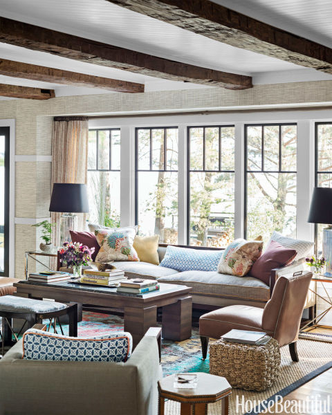 Thom Filicia Lake House22