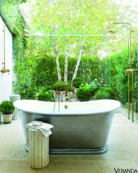 Like-an-outdoor-shower-inside-via-Veranda-Magazine