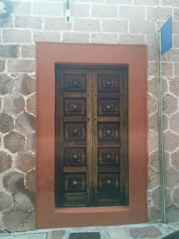 Doors of San Miguel by The Potted Boxwood 23