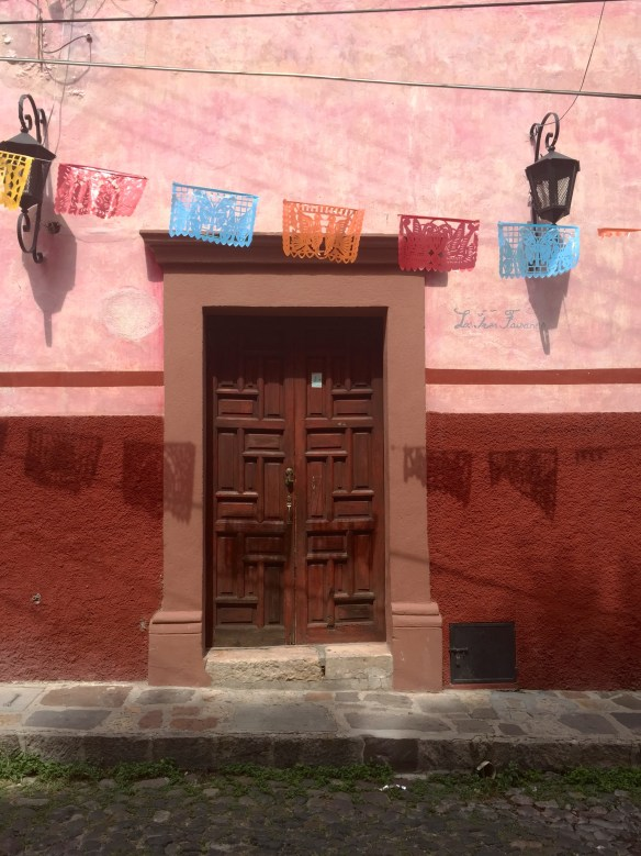 Doors of San Miguel by The Potted Boxwood 24