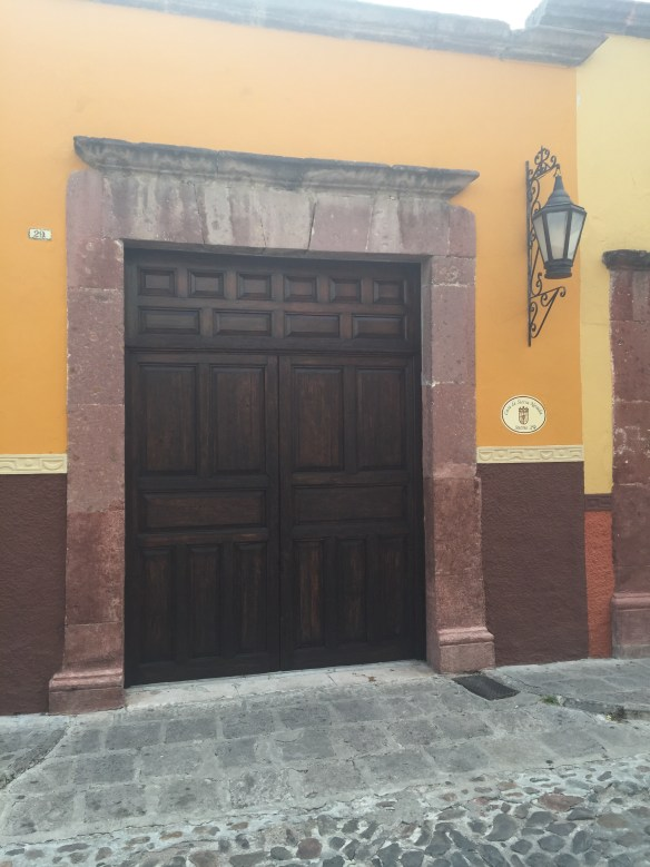 Doors of San Miguel by The Potted Boxwood 32