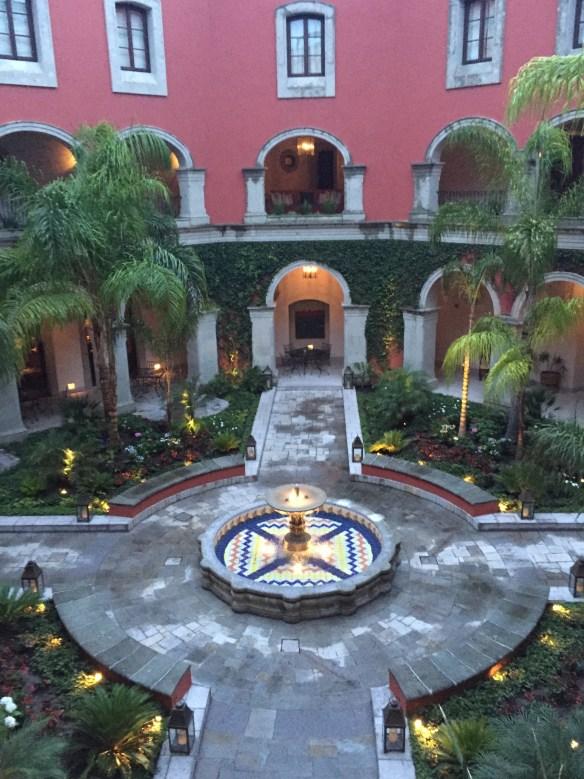 San Miguel de Allende The Potted Boxwood 44