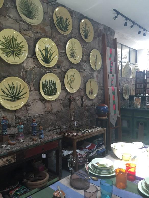 San Miguel de Allende The Potted Boxwood 88