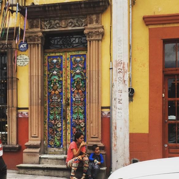 San Miguel de Allende The Potted Boxwood 90