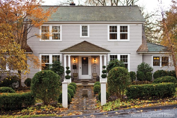 Parker Rogers CT Home via NEH 8