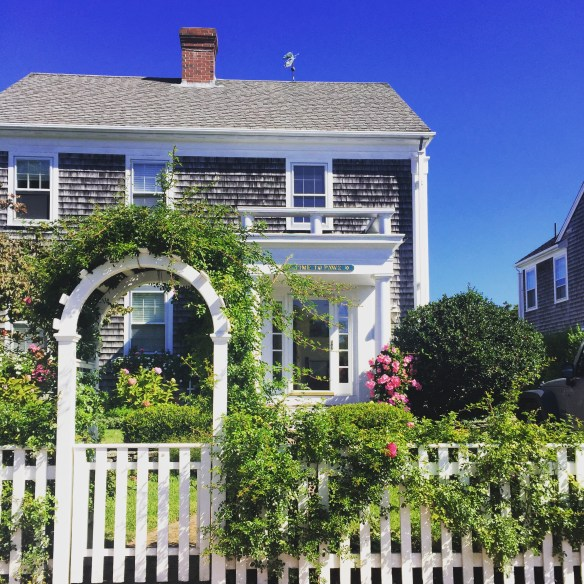 Nantucket Home by The Potted Boxwood