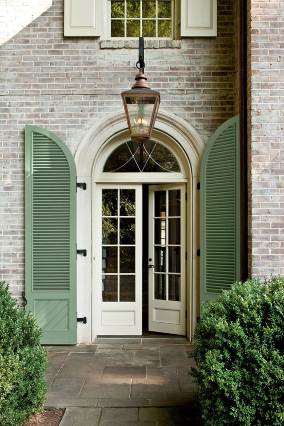 Corkern archiectiure Charlotte NC via Southern Living. 4