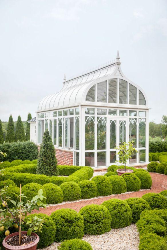 Elizabeth Locke Gardens via Veranda