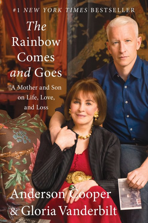 Gloria Vanderbuilt and Anderson Cooper Book