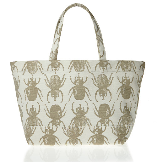 India Hicks Tote