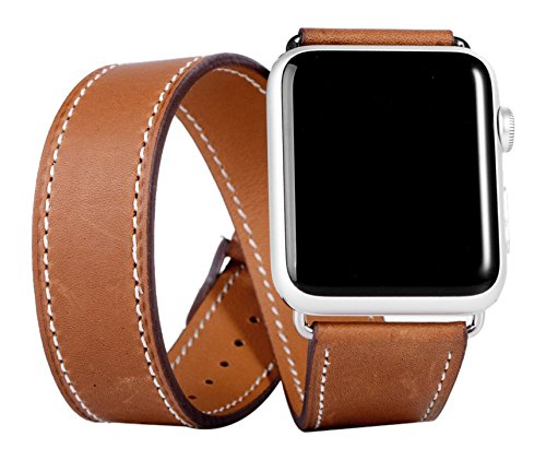 Apple watch with strap via Amazon