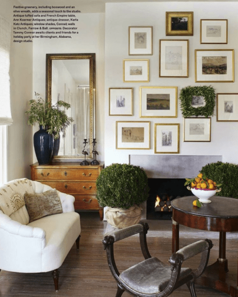 beautiful-boxwood-and-wreaths-by-tammy-connor-via-veranda-via-la-dolce-vita