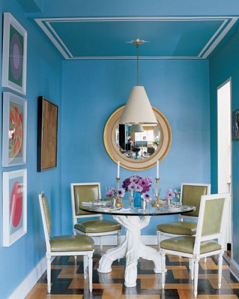 Dining room from James Andrews