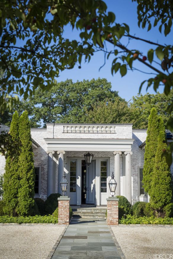 Robert Duffy Ferncliff Estate via Elle Decor