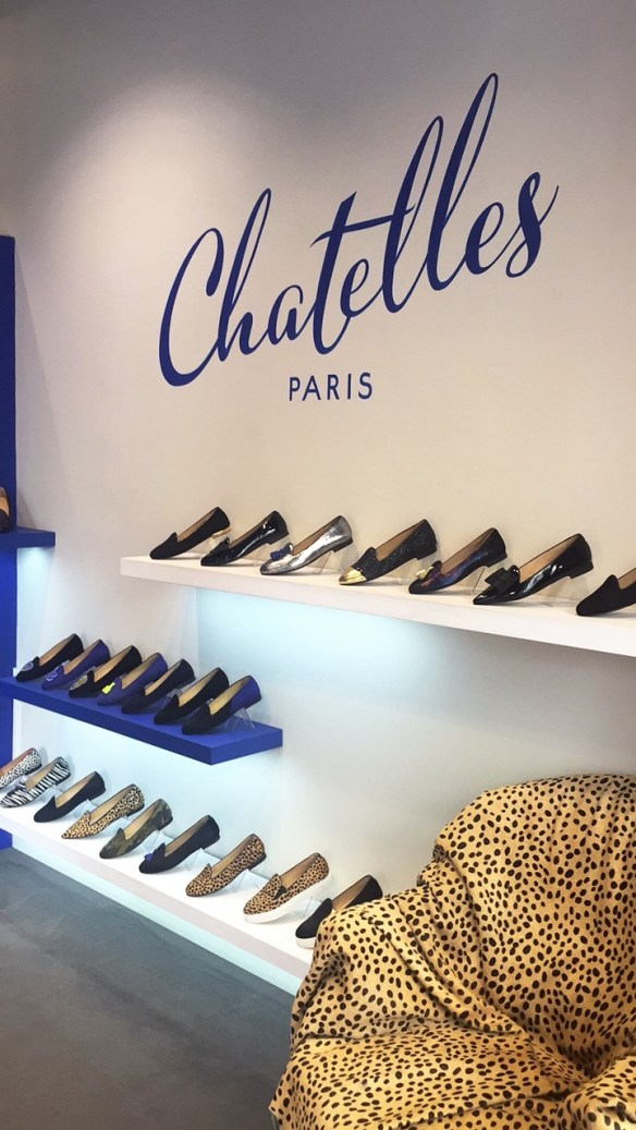 Chatelles Shoes Paris loafers photo by Christina Dandar for The Potted Boxwood