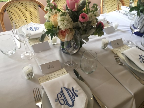 Bridal Shower by Christina Dandar for The Potted Boxwood 10