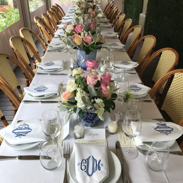 Bridal Shower by Christina Dandar for The Potted Boxwood 19
