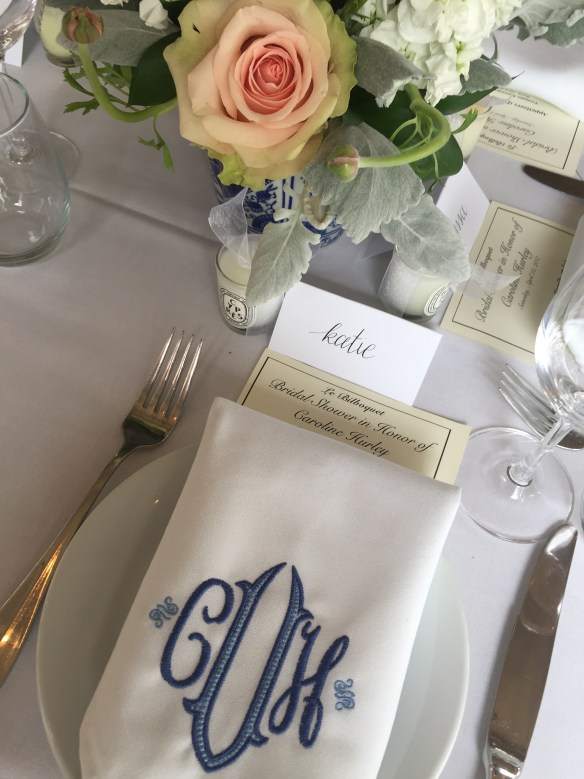 Bridal Shower by Christina Dandar for The Potted Boxwood 6