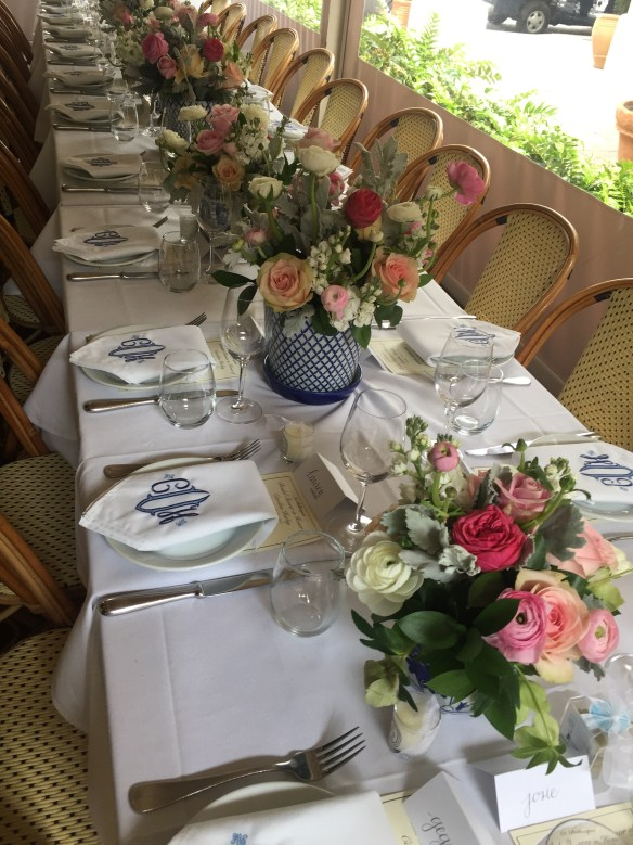 Bridal Shower by Christina Dandar for The Potted Boxwood 7