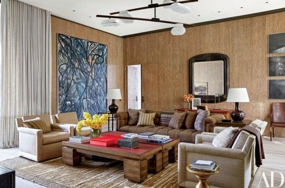 Michael S Smith Palm Springs Home via AD 5