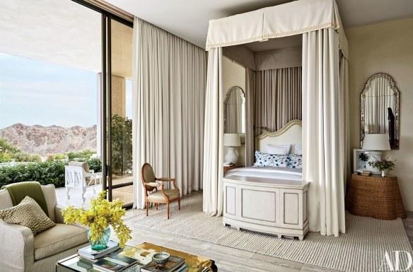 Michael S Smith Palm Springs Home via AD 7