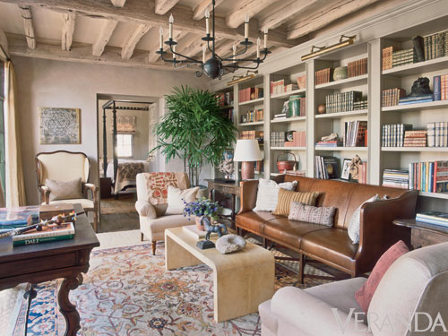 Scottsdale House by Michael S Smith via Veranda 7