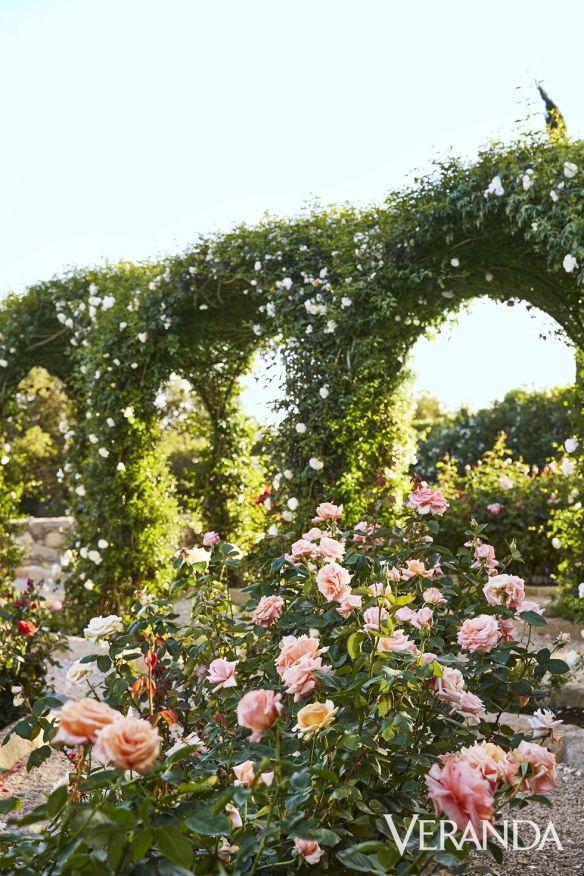Oprah Winfrey Garden via Veranda 6