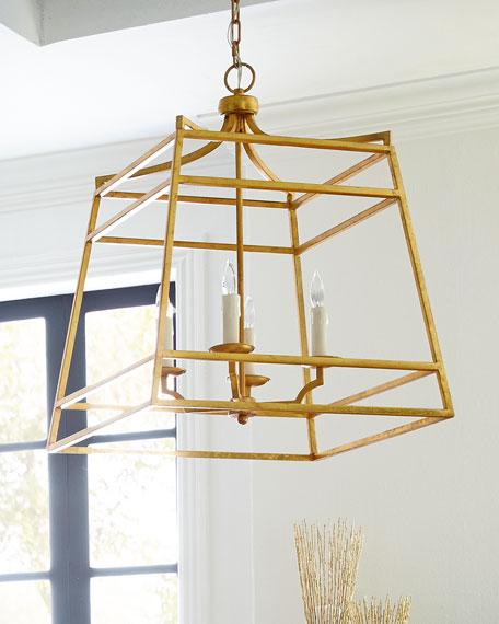 carter 4 light lantern