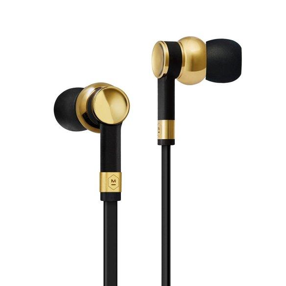 Brass Earbuds
