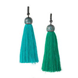 Lanvin tassel earrings