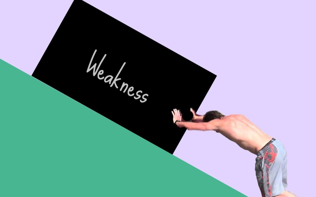 What About Your Weaknesses? - The Power Of Intentional Living