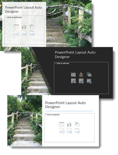 New Auto Layout Designer The PowerPoint Blog