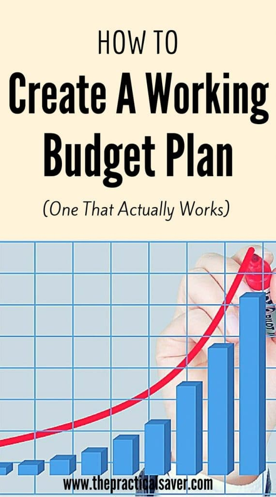 Personal Budget Plan  Reasons Your Budget Fails - The Practical Saver - budget plan