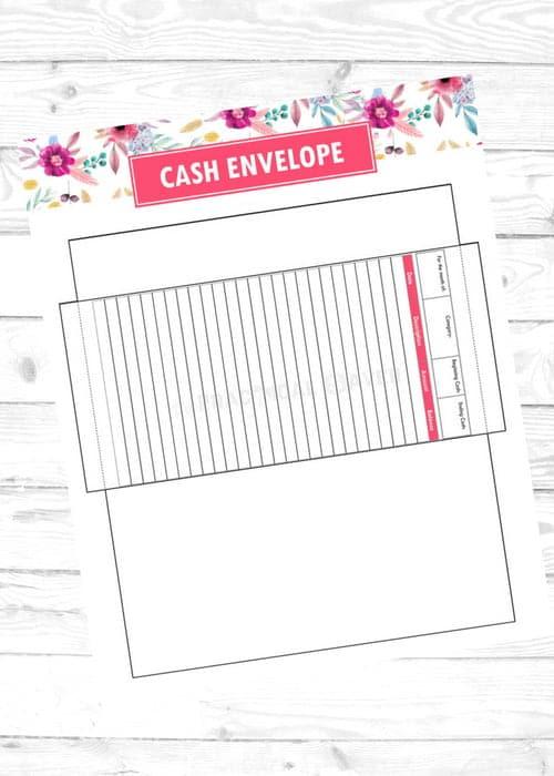 Printable Budget Binder - The Practical Saver