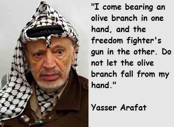 Yasser Arafat, discours ONU 13 novembre 1974 !