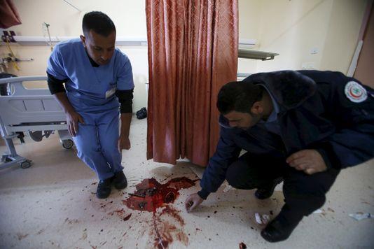 Abdallah Shalaldeh, 28 ans, tué dans un hôpital à Hébron !