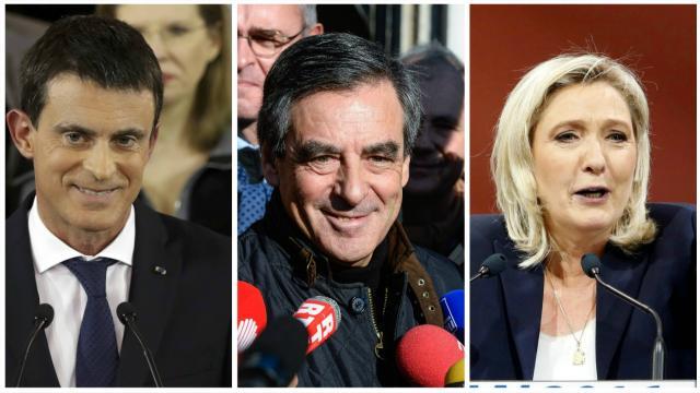 Valls, Fillon, Le Pen, la France de la haine - ThePrairie.fr !