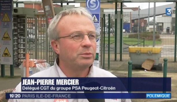 Jean-Pierre Mercier, France 3 - ThePrairie.fr !