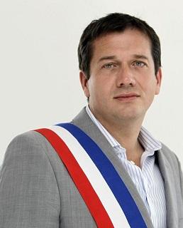 Marc Etienne Lansade, maire de Cogolin - ThePrairie.fr !