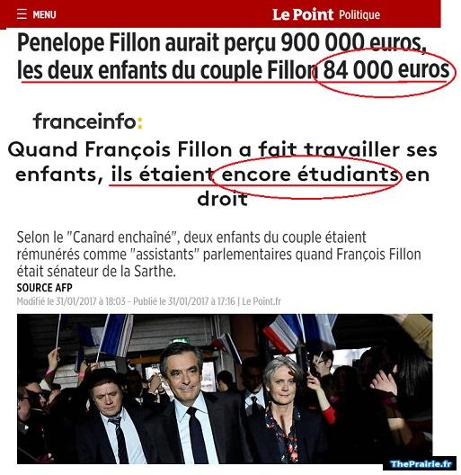 François Fillon, sa femme, ses enfants - ThePrairie.fr !